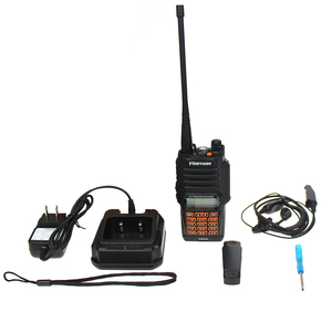 Image 5 - Newest Baofeng UV 9R Plus Walkie Talkie Waterproof 8W UHF VHF Dual Band 136 174/400 520MHz Ham CB Radio FM Transceiver Scanner