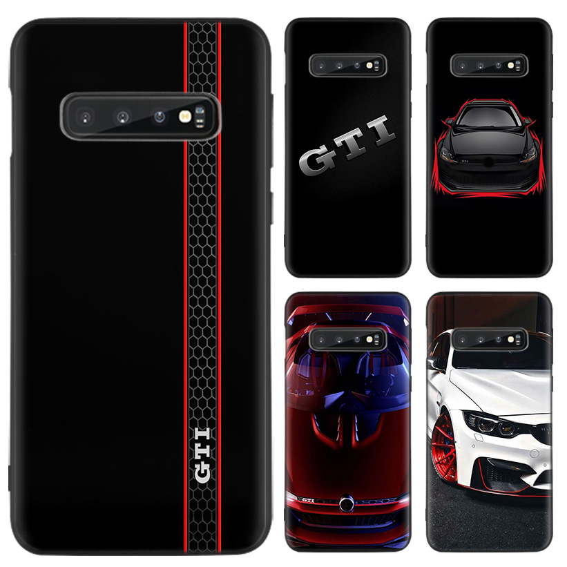 Hot Nurburgring Super racing GTI <font><b>Case</b></font> for <font><b>Samsung</b></font> Galaxy S10+ Plus Lite Note 10 9 8 S9 S8 J4 J6 + Plus <font><b>S7</b></font> S6 Black <font><b>Phone</b></font> Cover image