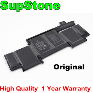 """SupStone NEW Genuine Original A1582 Battery for Apple MacBook Pro 13"""" Retina A1502 2015 year OEM A1582 laptop battery(China)"""