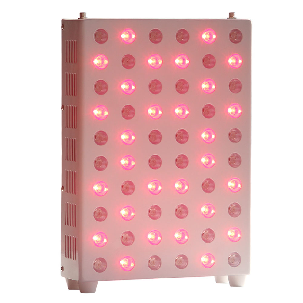 Switchable 85W 255W LED Red Therapy Light Deep Red 660nm And Infrared 850nm Therapy Red Lamp For Skin Care And Pain