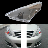 Front Headlight Lenses Cover Car Accessories For Mazda 6 2003 2004 2005 2006 2007 2008 Left/Right Headlight Shell Cover