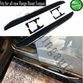 Подходит для Land-Rover Range Rover Evoque 2011-2019 алюминиевая Беговая плата боковая Nerf шаг бар Защита педали автомобиля