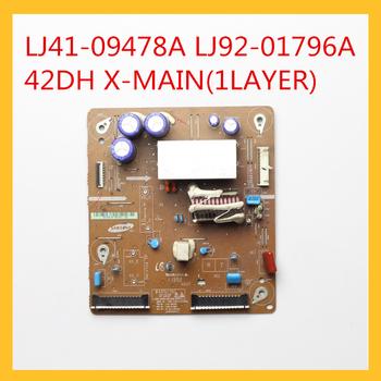 Płyta plazmowa LJ41-09478A LJ92-01796A 42DH X-MAIN(1 warstwa) do Samsung plazma x-płyta główna PN43D430A3DXZA LJ41-09479A tanie i dobre opinie Słuchawki i Słuchawki Głośniki Przetwornik cyfrowo-analogowy (DAC) Profesjonalny sprzęt audio DO WZMACNIACZA Dla gracza