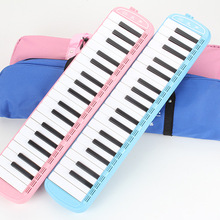 Musical-Accordions-Instrument Melodica 37-Keys KONGSHENG Keyboard for Students Mouthpiece