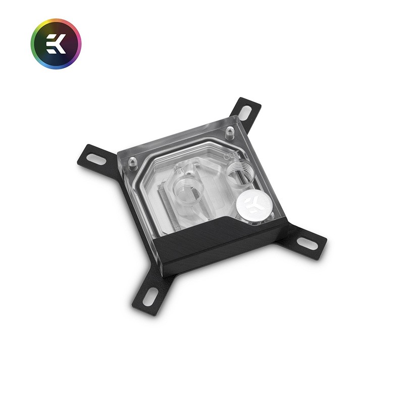 EK-Supremacy Classic RGB <font><b>CPU</b></font> Water Block for Intel LGA 1150/1151/1155/<font><b>1156</b></font> LGA 2011(-3) 2066 <font><b>CPU</b></font> <font><b>Cooler</b></font> image