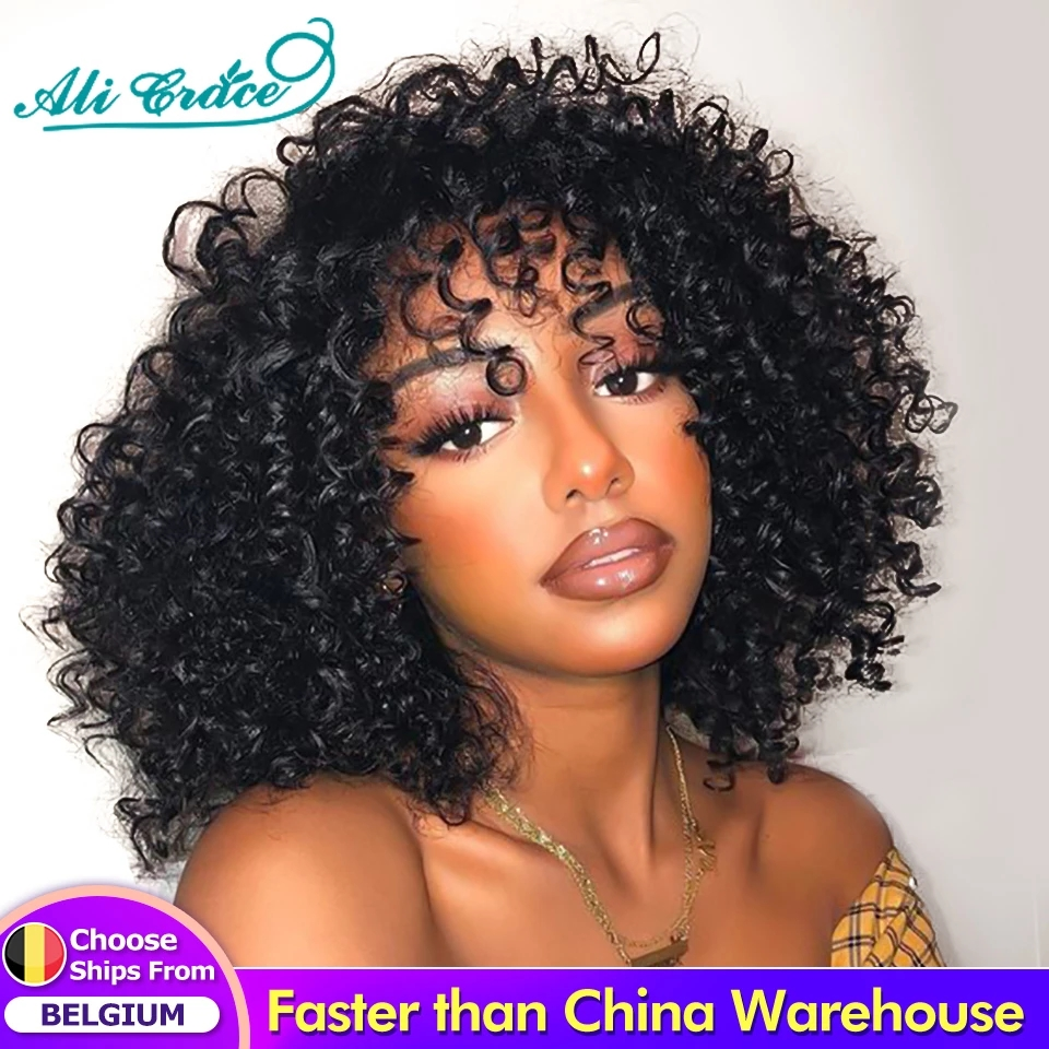 Best Top 10 Brazilian Hair Wigs With Fringe Ideas And Get Free Shipping A624