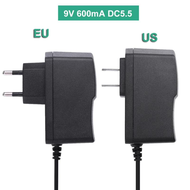 9V 600mA Power Supply Adapter Charger Converter For TP-LINK T090060 450M 300M Router