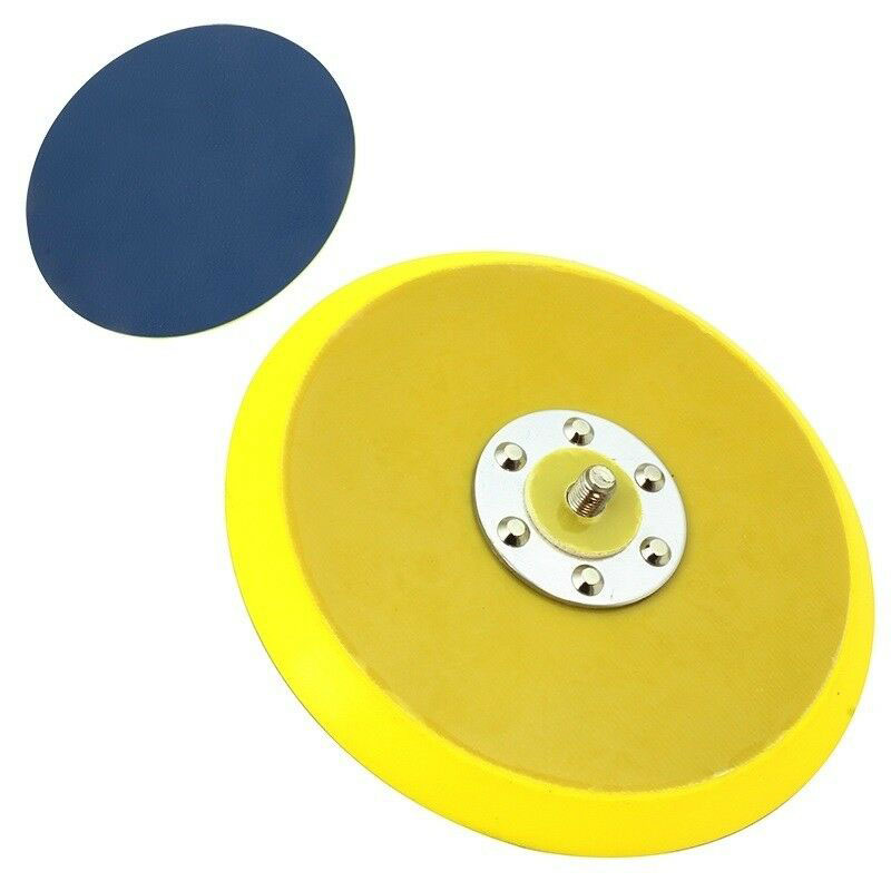 150mm 6 Sander Disc Sanding Polish Polishing Pad Backer Plate Shank Tool Supply