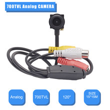 Mini HD 700TVL Analog Wide angle of 120 degrees DIY Module CCTV Camera Home Security Surveillance CCTV Camera FPV CMOS Camera