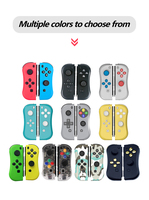 Bluetooth Left & Right Joy con Game Controller Gamepad For Nintend Switch NS Joycon for Nintend Switch Console