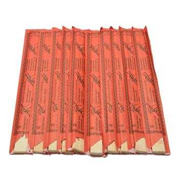 10 par jednorazowe chińskie pałeczki bambusowe kari-out 9 #8222 długie pakowane pojedynczo pałeczki do jedzenia na sprzedaż tanie i dobre opinie CN (pochodzenie) Na stanie Chopsticks Lfgb CE UE Dziesięć par BAMBOO