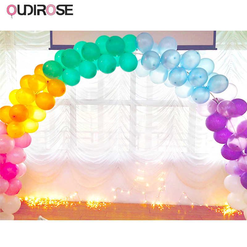 50 Pcs/set 10 Inch 1.5G Pearl Lateks Balon Pesta Ulang Tahun Pernikahan Festival Dekorasi Balon Mainan Anak Balon Udara