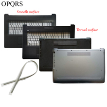 Laptop shell For HP Pavilion 17-BY 17-CA 17T-BY 17Z-CA Palmrest Upper Case/Bottom case Cover/Rubber strip L22508-001 L22515-001