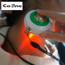 Cold Laser Therapy Necklace For Myocardial Ischemia Treatment Home Use biochemical marker myocardial infraction