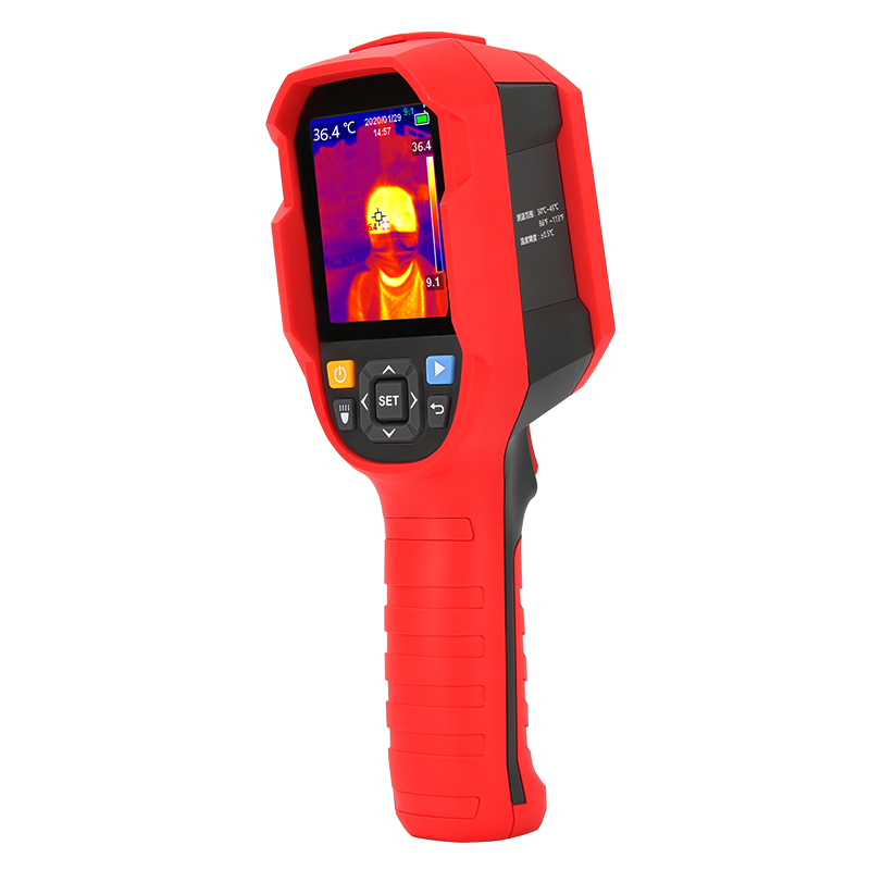 Mini Infrared Thermal Imaging Camera With Type-C USB Interface for Lithium Battery Charging