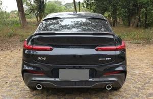 Image 3 - C 0S Style Carbon fiber Rear Trunks Spoiler For BMW X4 G02 25i 30