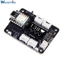 Seeeduino XIAO rozwój pokładzie mikrokontroler USB UART I2C interfejs SPI Grove tarcza z ekranem OLED karta SD dla Arduino