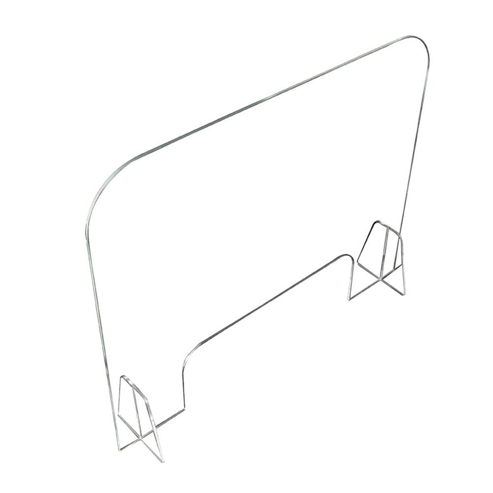 Sneeze Guard Shield Plexiglass Sneeze And Cough Protective Shield Barrier For Restaurant Grocery Stores Office School Supplies