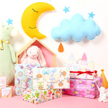 maryanne bennie paper flow 28 day challenge cartoon little angel gift gift gift box packaging paper bag cover paper background paper handmade paper Children's day
