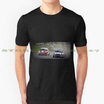 Mini Coopers fajny projekt t-shirt męski damski