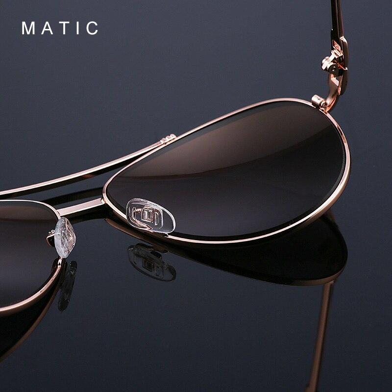 Женские солнцезащитные очки в стиле ретро Авиатор авиационные