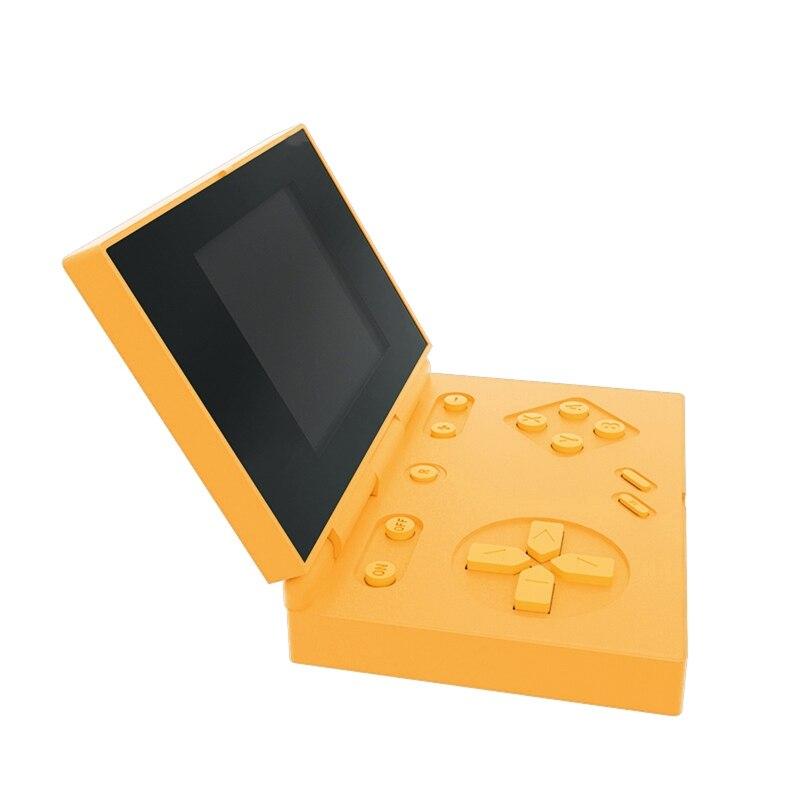 Nouveau RS-96 8bit Console de jeu portable 3.0 pouces AV sortie 500mah 1000 différent rétro classique jeux lecteur de jeu vidéo