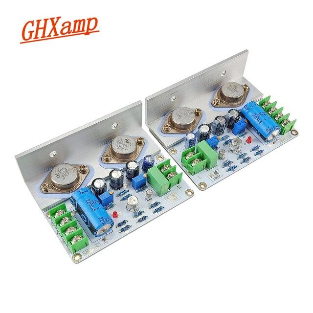 GHXAMP Hifi JLH 1969 amplificateur Audio classe A carte amplificateur de puissance stéréo de haute qualité pour haut parleurs 3 8 pouces gamme complète 2 pièces