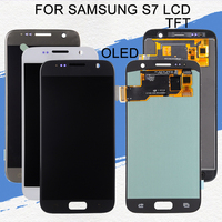 Dinamico For Samsung Galaxy S7 LCD Display G930F G930S G930L G930 Lcd Touch Screen Digitizer Assembly Free Shipping With ToolS