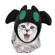 одежда для кошек собак шляпа на Хэллоуин милые формы головной