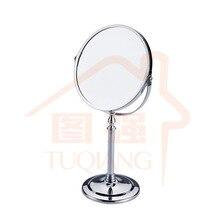 [Поколение жира] двухстороннее настольное зеркало для макияжа 678 дюймов Европейский стиль усилитель высокой четкости Красота принцесса Mirro