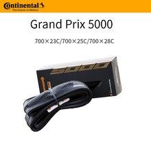 Continental Grand Prix 5000 TL drogowe opony rowerowe 700 × 25C/28C 700C składane opony anty przebicie drogowe opony rowerowe