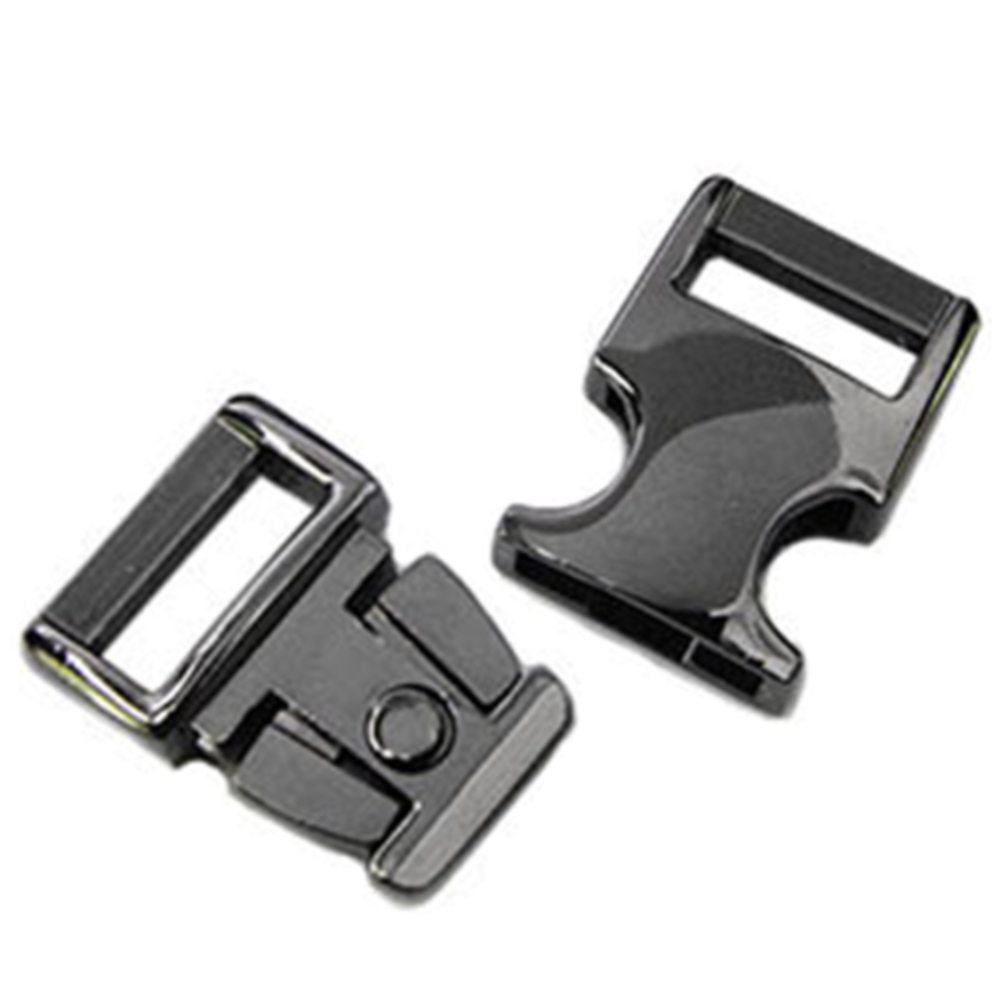 3pcs/set Hardware Accessories Replacement Handmade For Backpack Luggage Metal Crafts Safety DIY Ribbon Clasp Bags Buckle