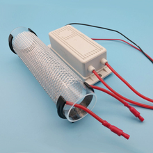 10G Silica Tube Ozone Generator For Air Purification DC12V AC220V 110V