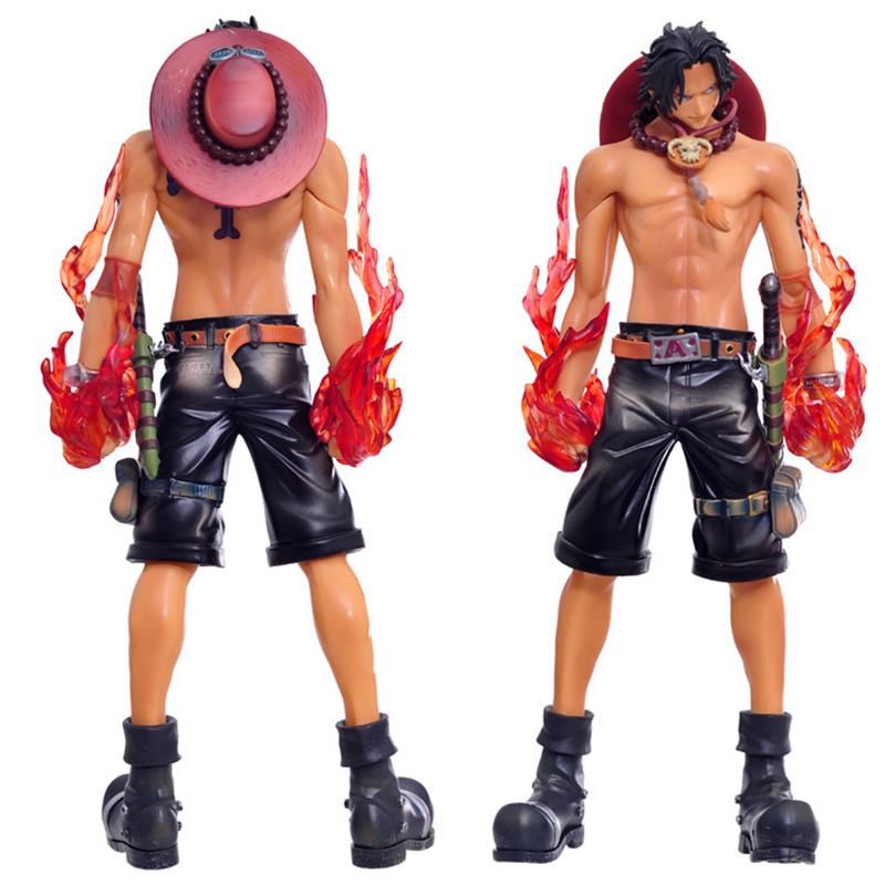 Anime-Figure One-Piece Model-Toys Action-Collection Gift Battle 25cm-Japan PVC for Ver.