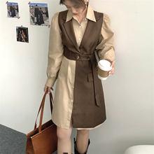 Элегантное платье женское повседневное офисное Блейзер мини
