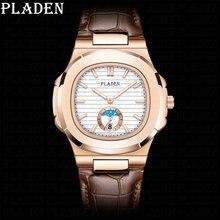 Часы наручные pladen vk63 Мужские кварцевые модные роскошные