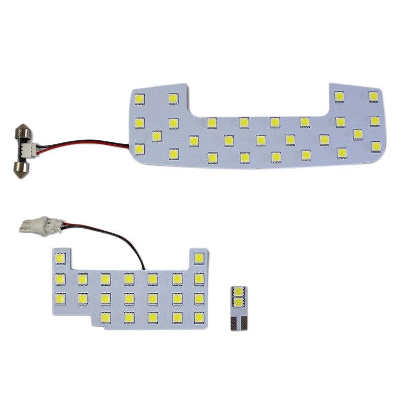Автомобильный белый светодиодный светильник для чтения, лампа, купольная карта, светильник для Suzuki Jimny JB64 JB74W 2018-19