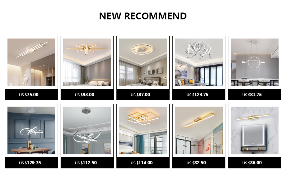 H698ba141c01a41efb5b140004fda42a9C Surface Mounted Modern Led Ceiling Lights for living room bedroom Ultra-thin lamparas de techo Rectangle Ceiling lamp fixtures