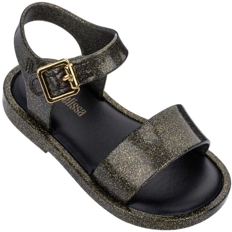 Mini Melissa Mar sandale IV 2019 nouveau enfants sandales filles chaussures fille sandales enfants plage sandales respirant Melissa enfants SH19089