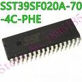 SST39SF020A-70-4C-PHE DIP 1 Мбит/2 Мбит/4 Мбит (x8) Многофункциональная вспышка