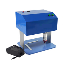 110 or 220v 170x100mm logo marking machine desktop marking machine dot peen marking machine
