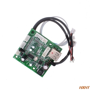 DC 6-39V Bluetooth 4,0 аудио приемник плата автомобиля Bluetooth печатная плата модуля