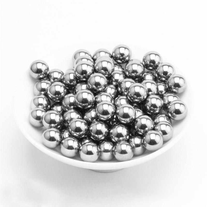 """1.1 4 /""""in acciaio cromato sfere grado 100 AISI 52100"""