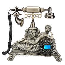 MS-83070C Бронза Европейский Стиль Античная ID звонящего по телефону домашний декор hotel для телефона