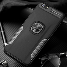 Shockproof Armor Case For iPhone 6 S 6S X XS 8 7 Plus Finger