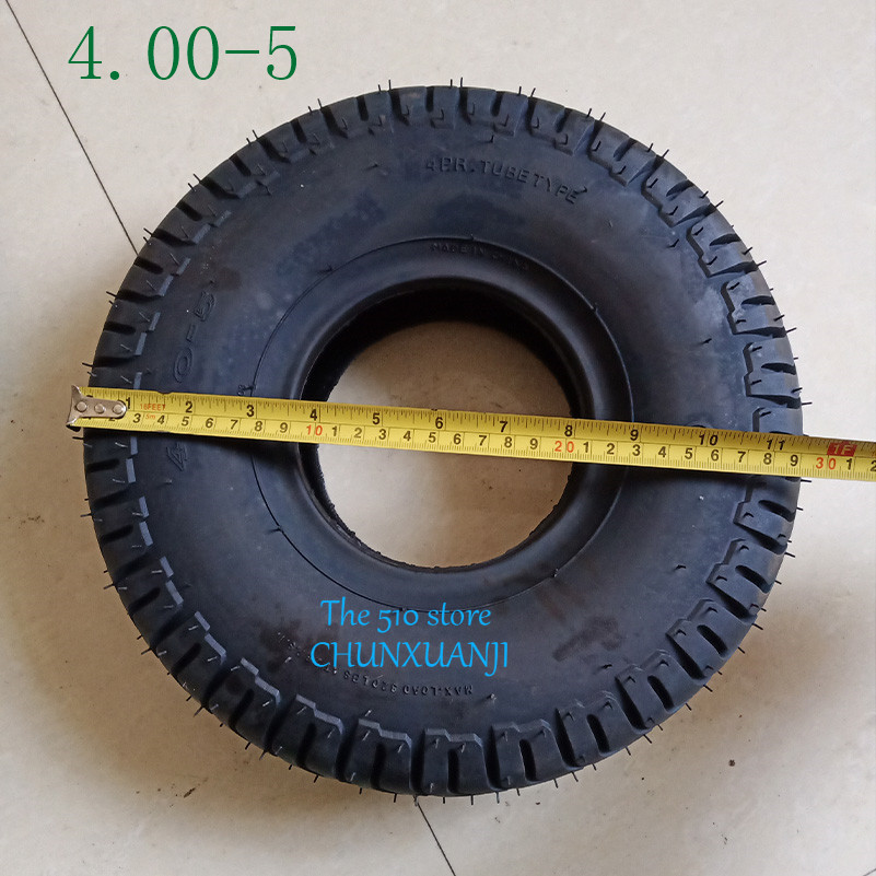 Tire with Inner Tube 9X3.50-4 fits Elderly Tricycle Electric Scooter