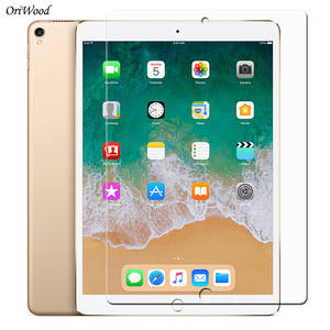 Guard Screen-Protector Protective-Film Tempered-Glass Apple iPad for Pro-9.7/10.5/11/12.9