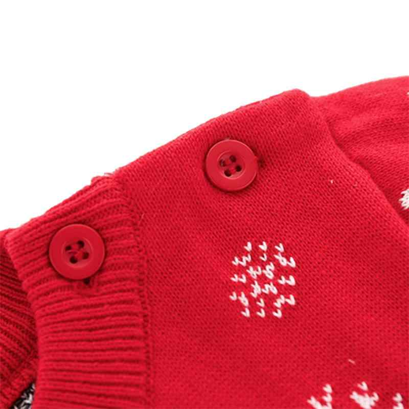 famuka Baby Kids Christmas Sweater Knit Pullover Clothes