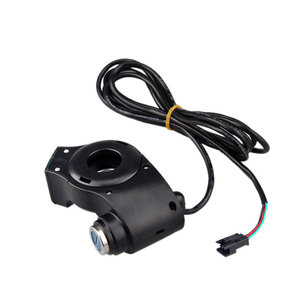 Image 4 - Electric Vehicle LCD Display Panel Thumb Throttle Voltage Key Switch Lock with Power Switch for Electric Bike/Scooter/Ebike