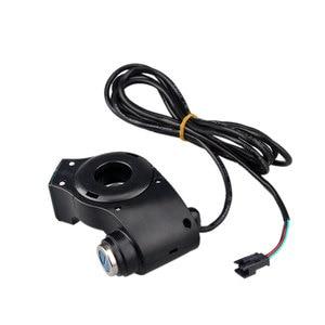 Image 4 - 電気車両 lcd ディスプレイパネル親指スロットル電圧キースイッチの電源スイッチとロック電動自転車/スクーター/電動自転車